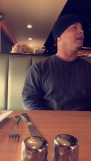 lunch with my dad